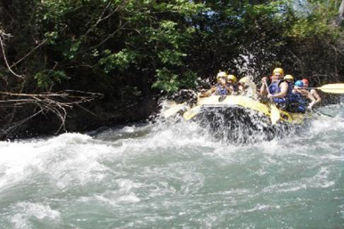 365Tickets ES Rafting en los Pirineos