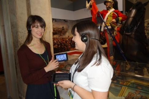 household cavalry museum audio guide