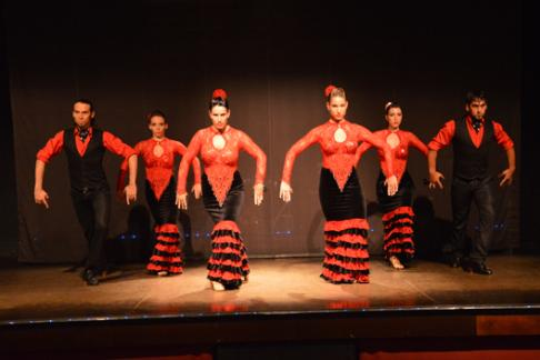 Image of 1st Session - Flamenco y Olé