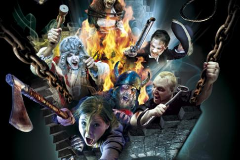 York Dungeon promo image