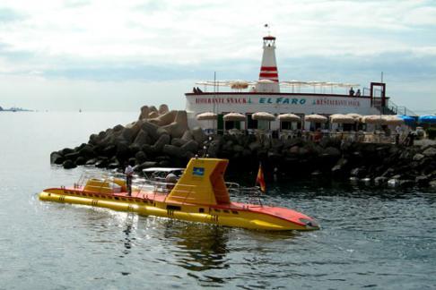 365Tickets IE Yellow Submarine Gran Canaria