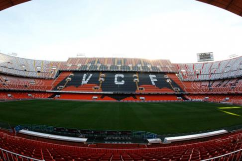 Image of Mestalla Forever Tour