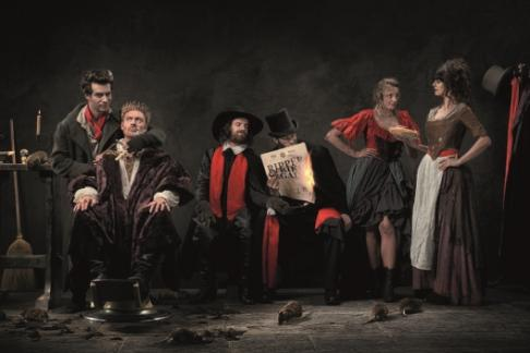 Get tickets for the new London Dungeon