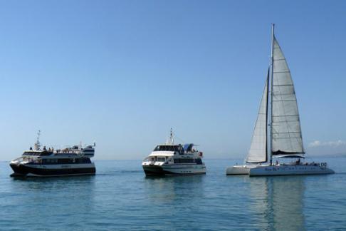 365Tickets IE Ocean Fly Catamaran 3hour Cruise