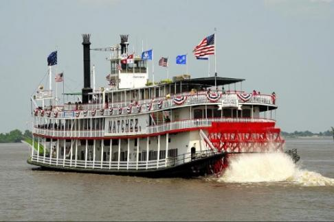 365Tickets Daily Live Jazz Brunch + Steamboat Natchez Cruises - Evening Jazz Cruise