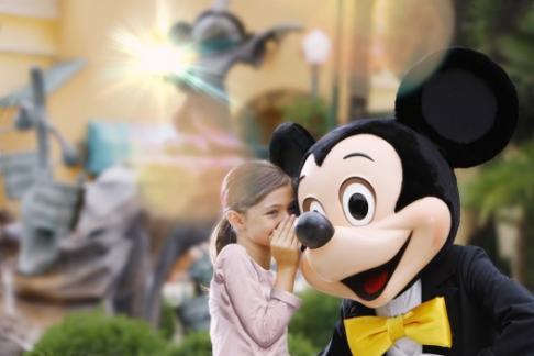 Reise Disneyland® Paris - 2 Tage Park-Hopper Flex-Ticket