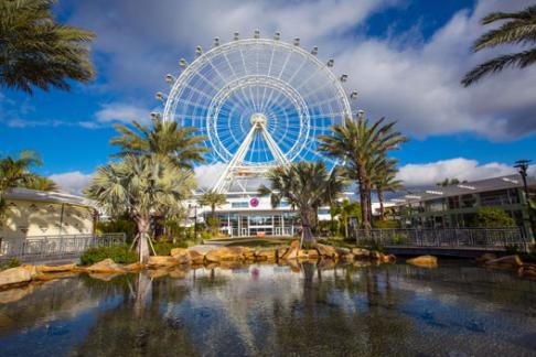 Image of I-Drive 360 - Madame Tussauds + SEA LIFE Orlando + The Orlando Eye