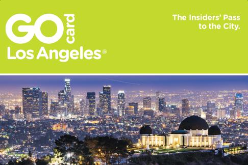 Image of Go Los Angeles Card