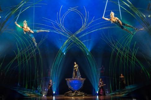 Cirque du soleil caso de estudio
