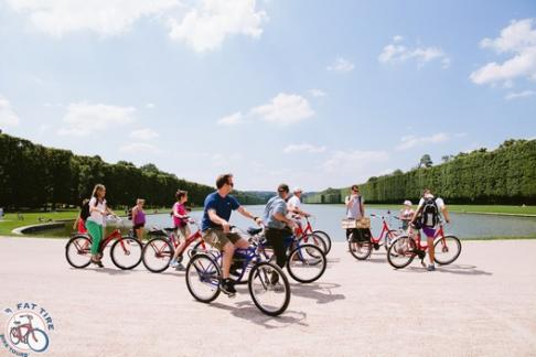 Click to view details and reviews for Fat Tire Tours Versailles Castle Gardens Tour With Fast Track Ticket.