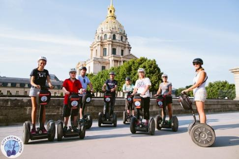 Click to view details and reviews for Fat Tire Bike Tours Paris Night Segway Tour.