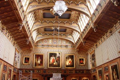 Windsor Castle gallery