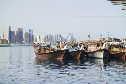 Image of A Glimpse of History - Dubai Walking Tour - Departing Abu Dhabi