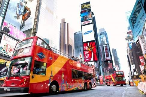 Image For Gray Line CitySightseeing NY - One-day excursion to Niagara Falls by air