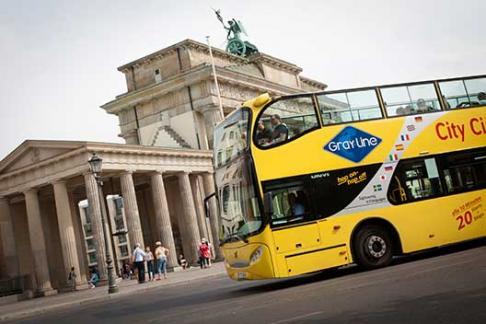 365Tickets DE Yellow Tour Berlin - Grosse Stadtrundfahrt (24 / 48 h)