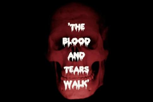 The Blood Tears Walk