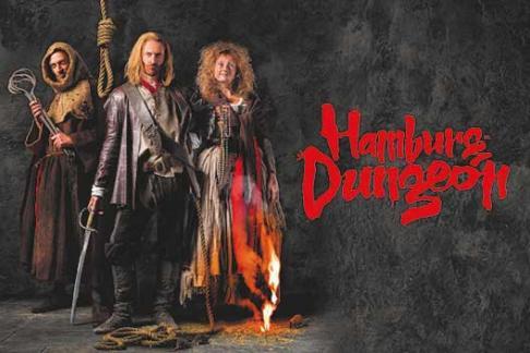 365Tickets DE Hamburg Dungeon Tickets