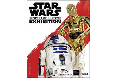 Image For Discovery Times Square - STAR WARS and the Power of Costume & 1 Day Hop on Hop Off Bus Tour