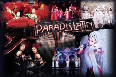 Image of Paradis Latin - Dinner & Show