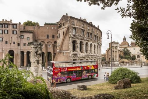 Rome City Sightseeing St Peters Basilica
