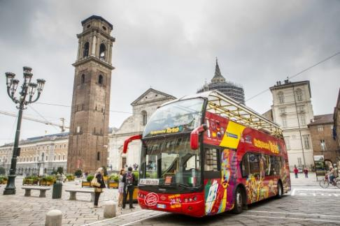 City Sightseeing Turin Hop On Hop Off Tour Summer Season