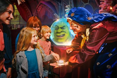 Click to view details and reviews for Dreamworks Tours Shrek's Adventure London Aquarium Free Tower Bridge.
