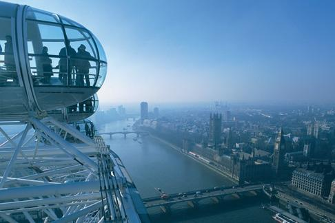 Click to view details and reviews for The Monument London Eye.