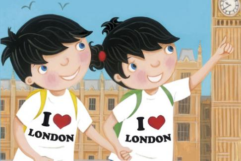 Topsy And Tim Visit London With 365tickets Uber Journey