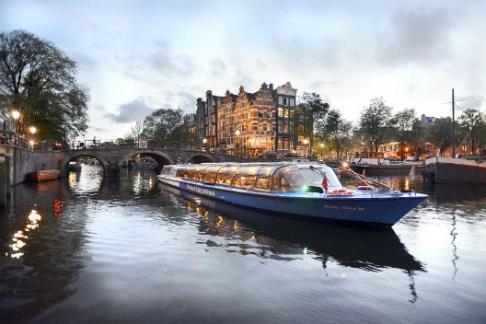 Click to view details and reviews for Amsterdam Hop On Hop Off Canal Boat Rijksmuseum.