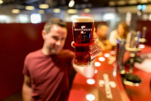 Click to view details and reviews for Smithwicks Experience.