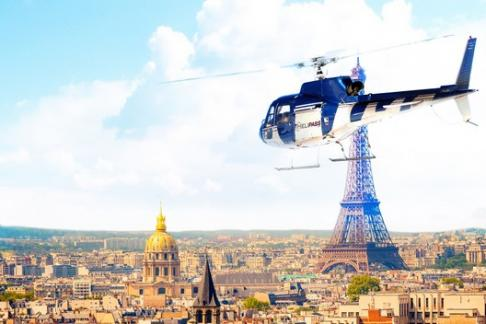Image of Helipass - Paris Helicopter Flight