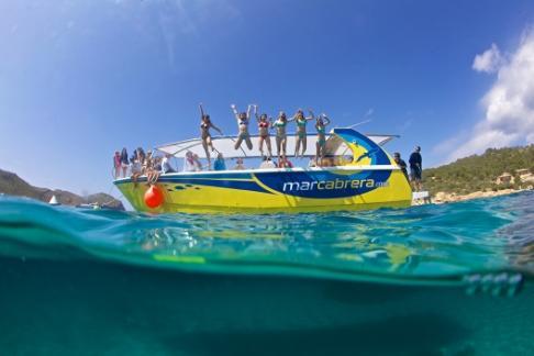 365Tickets ES Cabrera Crucero Atardecer  - Mallorca