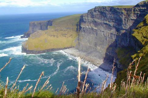 Image of Cliffs of Moher Shuttle from Dublin