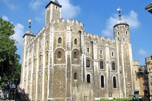 Tower of London Tudors