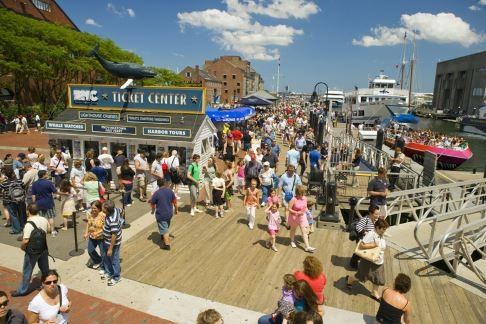 Click to view details and reviews for Boston Harbour Cruises Boston Water Taxi.