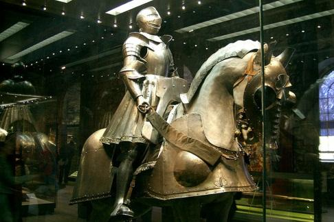 Armour Exhibition at the Tower of London