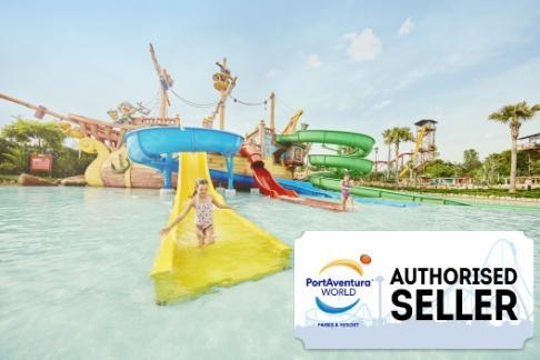 Image of PortAventura Caribe Water Park + Haggle & Splash Combo