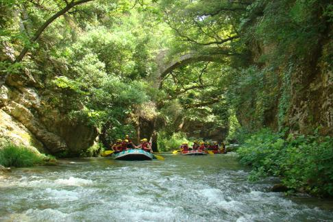 365Tickets ES Rafting por el barranco Lousios