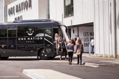 Image of One Nation Paris - Shuttle from Versailles
