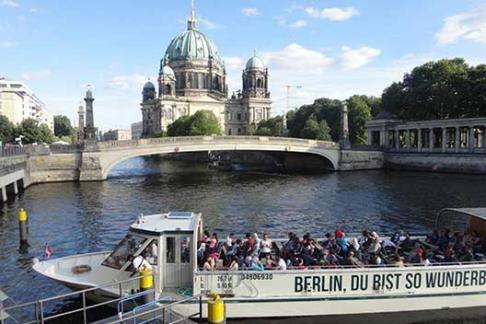 365Tickets DE City-Spreefahrt Berlin