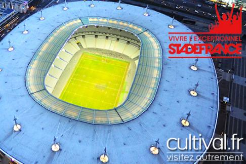 Cultival Behind The Scenes At The Stade De France English Tour