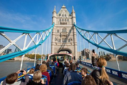 Click to view details and reviews for Original London Sightseeing Tour Madame Tussauds.