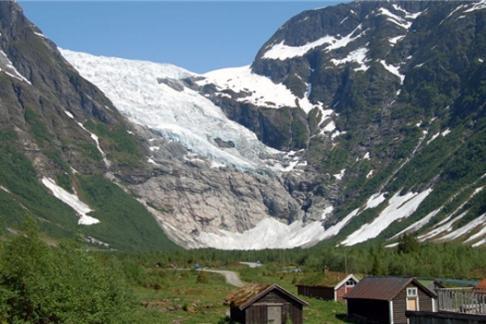 Image of Glacier tour Fjærland