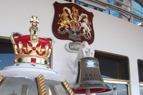 Royal Britannia bells