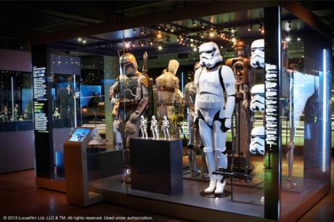 Image of Star Wars Identities:The Exhibition at The O2 London