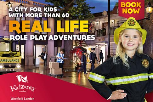 KidZania London - Secret Offer