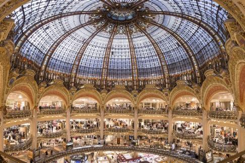 365Tickets Galeries Lafayette - Original Fashion shows