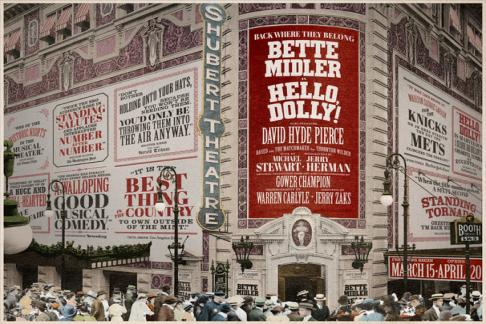 Musicals On Broadway - Hello, Dolly!