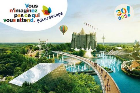 Image of Futuroscope + La Vallée des Singes