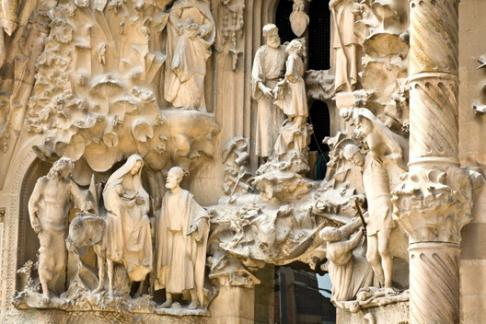 365Tickets Sagrada Familia + Tower - Guided Tour with Fast Track